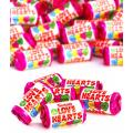 Swizzels Love Hearts Mini Rolls (3KG)