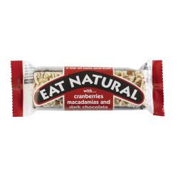 Eat Natural Cranberry Macadamia & Dark Chocolate