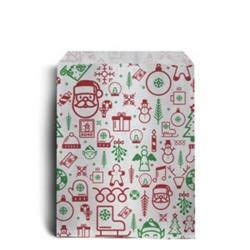 Iconic Christmas Sweet Paper Bags