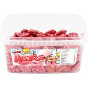 Alma Pink Strawberry Hearts (120 count)