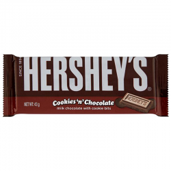 Hershey's Chocolate Cookie Bar 43g