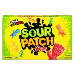 Sour Patch Theatre Box