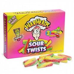 Warheads Sour Twist Theatre Box