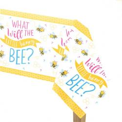 What Will It Bee? Paper Tablecovers 1.37m x 2.43m