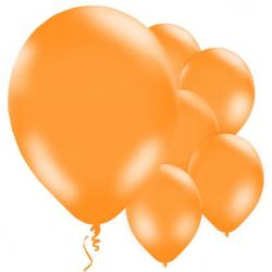 Orange Balloons - 11'' Latex (10pk)