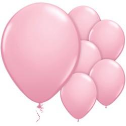 Pink Balloons - 11'' Latex (100pk)