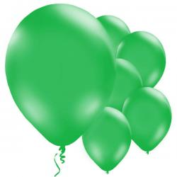 Green Balloons - 11'' Latex (10pk)