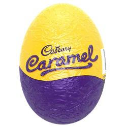 Cadburys Caramel Egg