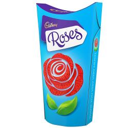 Cadbury Roses Carton (6 x 290g)