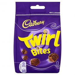Cadbury Twirl Bites Pouch (109g)
