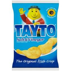 Tayto Salt & Vinegar (60 x 35g)