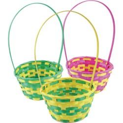 Medium Assorted Easter Baskets - 17cm x 33cm