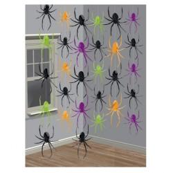 Spider String Decorations 2.1m