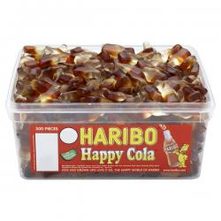 Haribo 2c Cola Bottles Tub