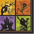 Halloween Haunted House Luncheon Napkins (20pk)