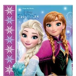 Disney Frozen Party Napkins - 2ply Paper (20pk)