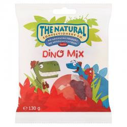 The Natural Confectionery Co. Dino Mix (130g)