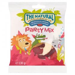 The Natural Confectionery Co. Party Mix (130g)