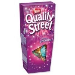Quality Street Carton (265g) x 6