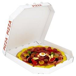 Giant Jelly Pizzas