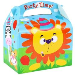 Jungle Party Box - 15cm long