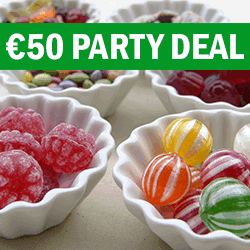 €50 Party Deal