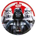 Star Wars Paper Party Plates - 23cm (8pk)