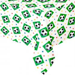 Football Championship Plastic Tablecover