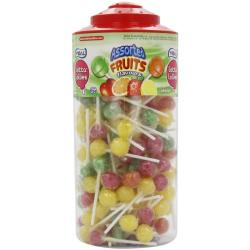 Lotta Lollies Assorted Fruit Flavours