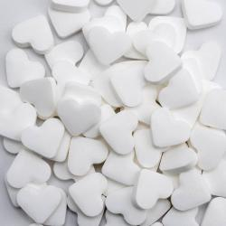 Mint Hearts - 17X15mm - Sugarfree - 1KG Bag