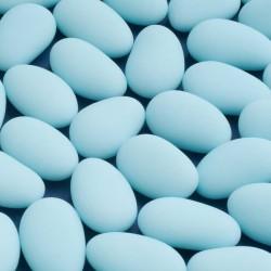 Blue Luxury Sugared Almonds - 1KG