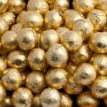 Gold Wrapped Chocolate Balls - 500g