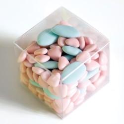 Transparent Cube Box – 120x120x120mm – 10 Pack