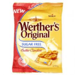 Werthers Original Sugarfree Bags