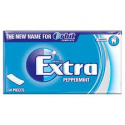 Extra Blue Soft Chew Peppermint